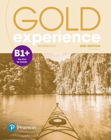 GOLD EXPERIENCE B1+ WB 2º ED