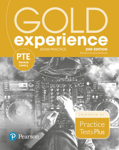 GOLD EXPERIENCE C1 2nd Ed -TB + Online practice & resourses