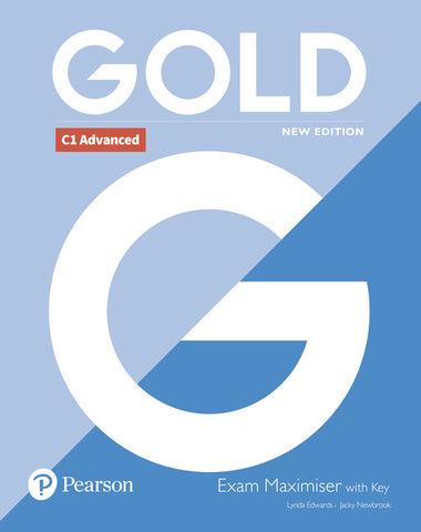 GOLD ADVANCED Exam Maximiser with key