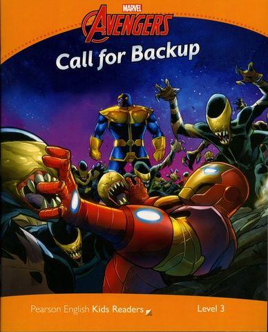 AVENGERS: CALL FOR BACK UP - PK 3 Marvel