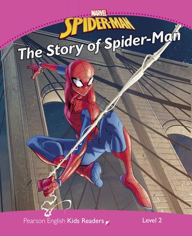 STORY OF SPIDERMAN, THE - PK 2 Marvel