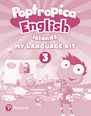 POPTROPICA 3 English Islands WB + MY LANGUAGE KIT