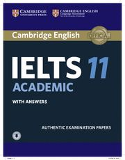 CAMBRIDGE IELTS 11 SB with answers + Audio - ACADEMIC