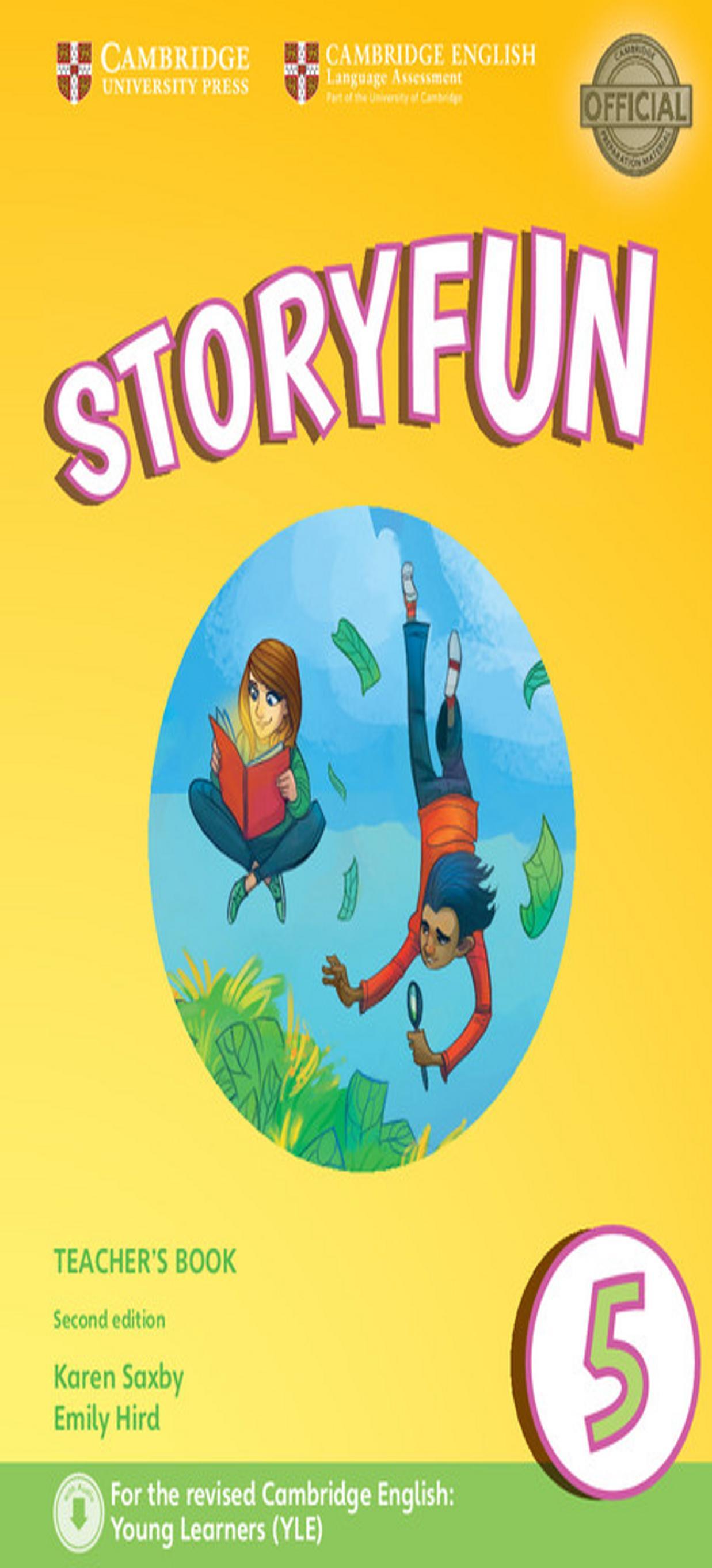 STORYFUN 5 TB + Audio 2nd Ed Revised