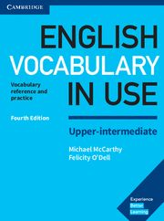 ENGLISH VOCABULARY IN USE UPP INTERM + Answers 4th Ed