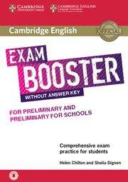 EXAM BOOSTER FOR PRELIMINARY (PET)