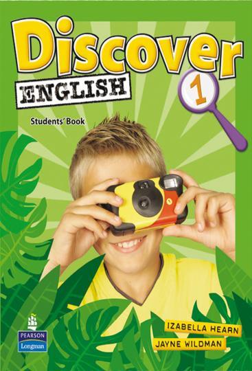 DISCOVER ENGLISH 1 SB