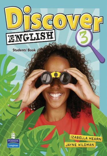 DISCOVER ENGLISH 3 SB
