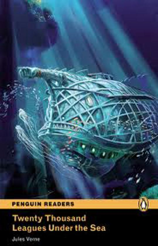 20.000 LEAGUES UNDER THE SEA + CD - PR 1 BEG