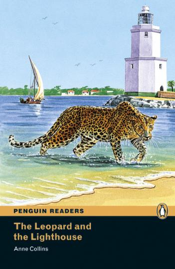 LEOPARD AND THE LIGHTHOUSE, THE + CD - PR EASY