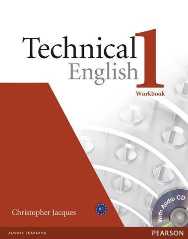 TECHNICAL ENGLISH 1 WB  + CD