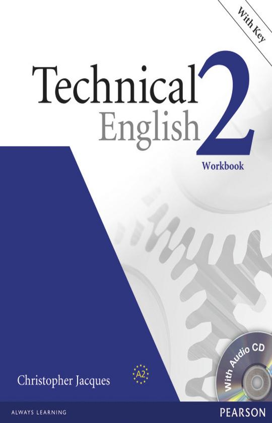 TECHNICAL ENGLISH 2 WB with key + CD