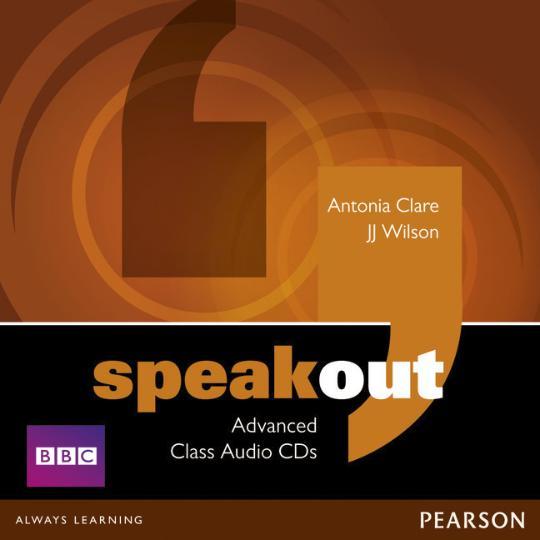SPEAKOUT ADVANCED CD