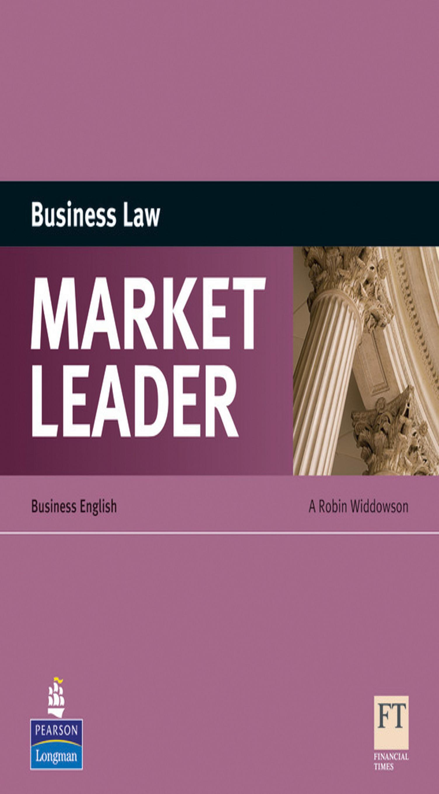 MARKET LEADER BUSINESS LAW