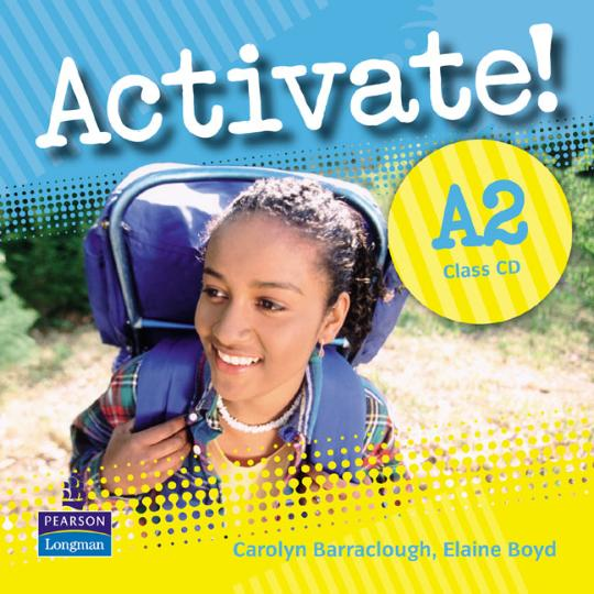 ACTIVATE! A2  CD