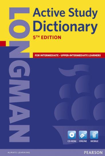 DICT Longman ACTIVE STUDY Ed. 2010 Paperback
