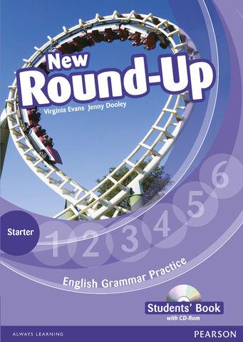 NEW ROUND UP Starter SB New & Updated - English Grammar Book