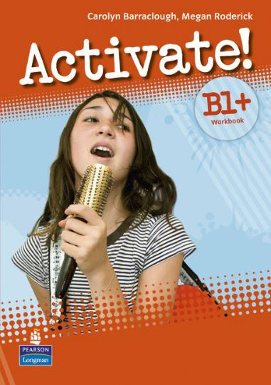 ACTIVATE! B1+  WB + CD ROM