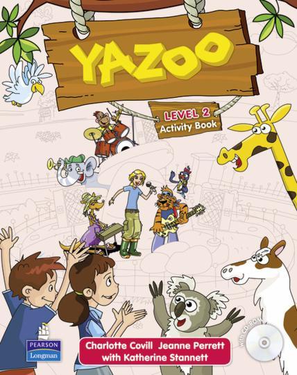 YAZOO 2 WB + CD ROM
