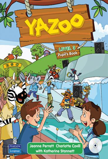 YAZOO 3 SB + CD