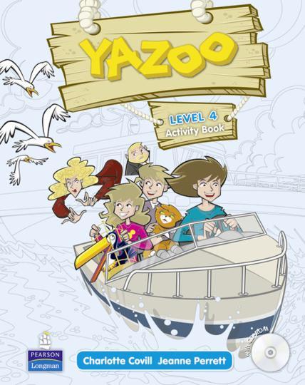 YAZOO 4 WB + CD ROM