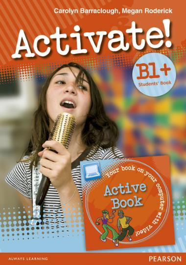 ACTIVATE! B1+  SB + DVD
