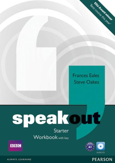 SPEAKOUT STARTER WB with key + CD