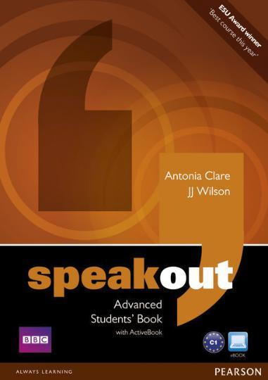 SPEAKOUT ADVANCED SB + DVD