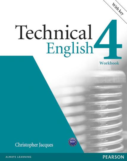 TECHNICAL ENGLISH 4 WB with key + CD