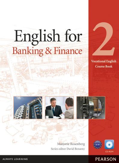 ENGLISH FOR BANKING & FINANCE 2 + CD SB