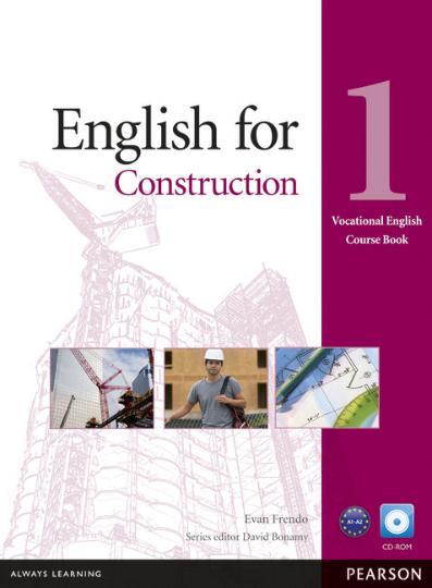 ENGLISH FOR CONSTRUCTION 1 SB