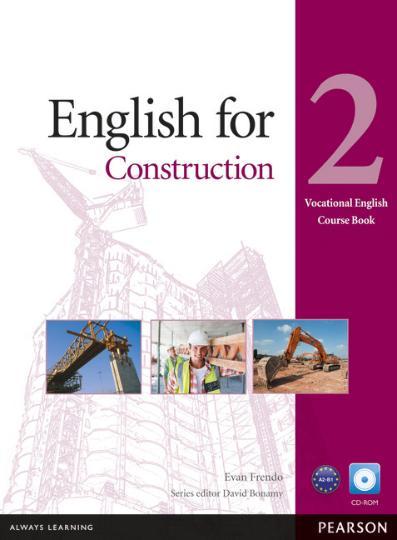 ENGLISH FOR CONSTRUCTION 2 SB