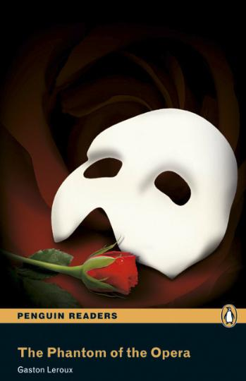 PHANTOM OF THE OPERA, THE + CD MP3 - PR 5 UPP INT