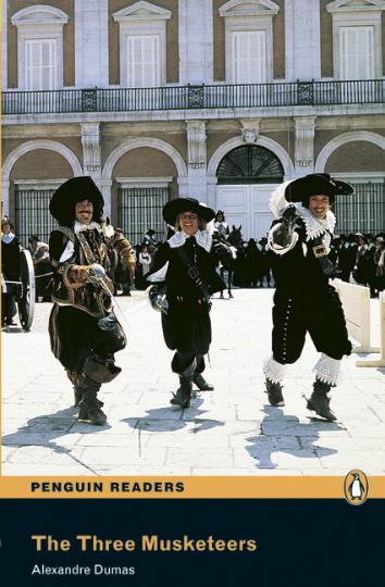 THREE MUSKETEERS, THE + CD MP3 - PR2