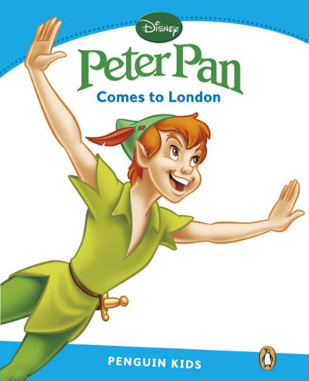 PETER PAN COMES TO LONDON - PK 1 Disney