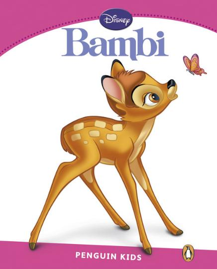 BAMBI - Pearson English Kids Reader Level 2