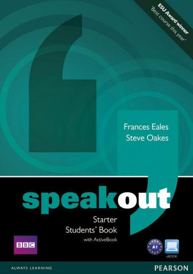 SPEAKOUT STARTER SB + DVD