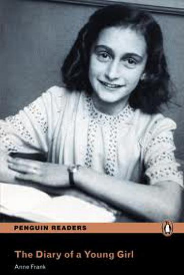 ANNE FRANK Diary of a young girl + MP3 - PR 4 INT