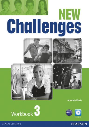 NEW CHALLENGES 3 WB + CD