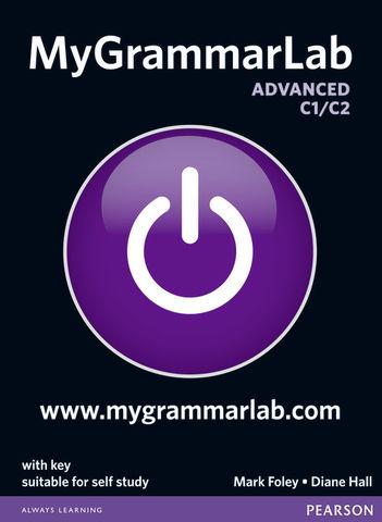 MY GRAMMARLAB ADVANCED C1/C2 with key