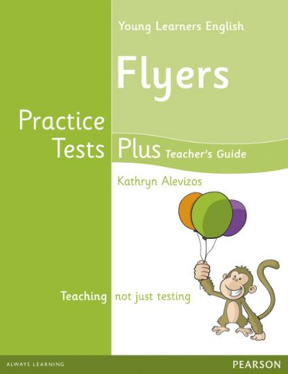 YLE FLYERS PRACTICE TEST PLUS TB