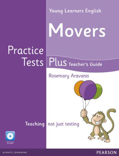 MOVERS PRACTICE TESTS PLUS TB