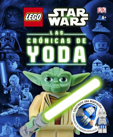 CRONICAS DE YODA, LAS.(STAR WARS).(LEGO)
