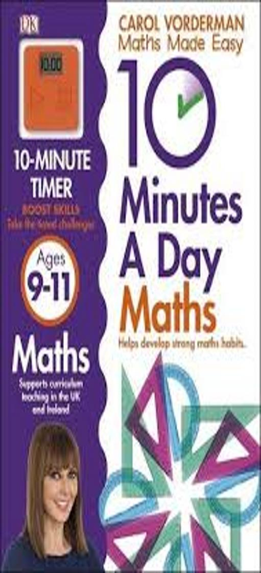 MATHS MADE EASY 10 MINUTES A DAY  9-11