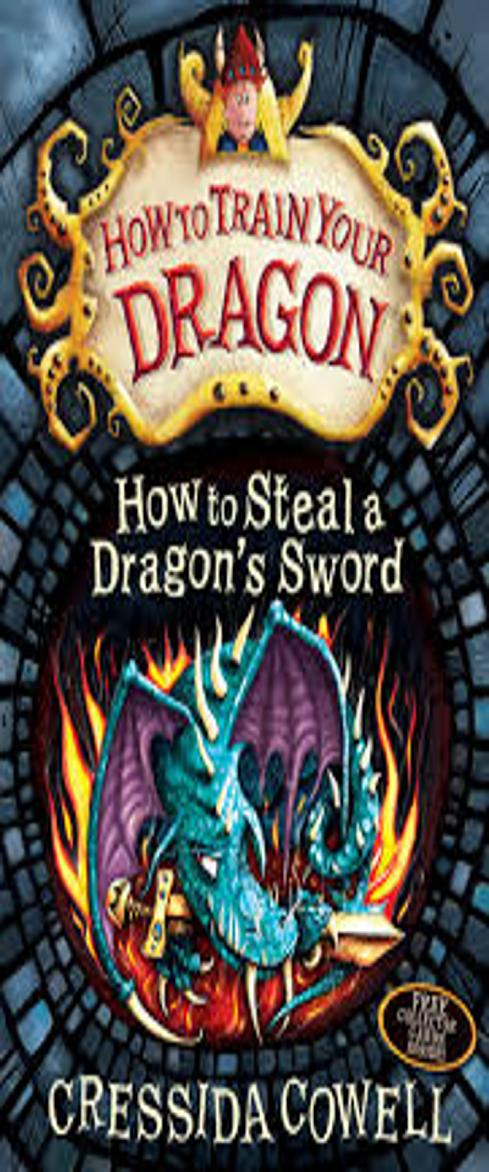 HOW TO STEAL A DRAGON´S SWORD - How to Train your Dragon