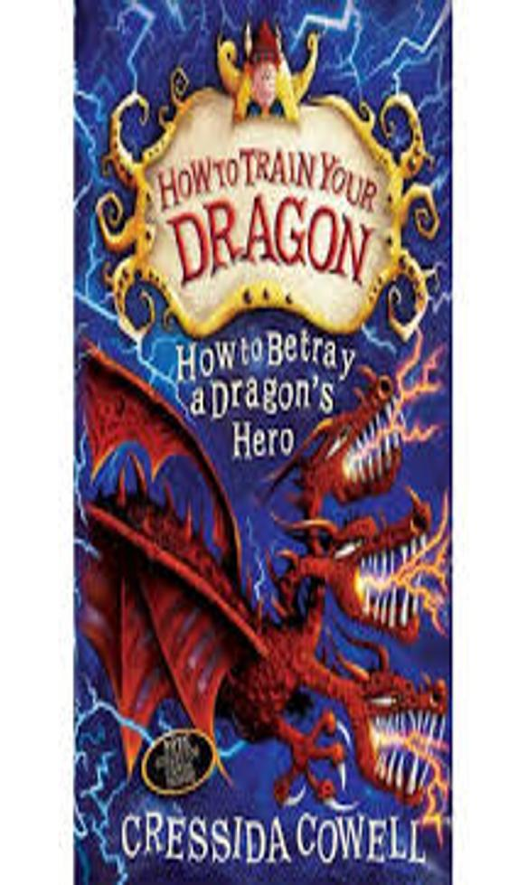 HOW TO BETRAY A DRAGON´S HERO - How to Train your Dragon