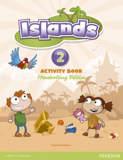 ISLANDS 2 WB
