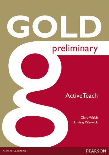 GOLD PRELIMINARY (PET) Active Teach CD ROM