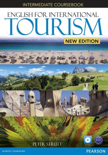 TOURISM INTERM SB + DVD ROM - English for International Ed 2013