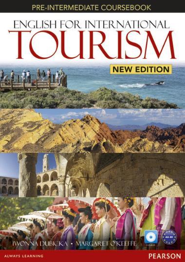 TOURISM PRE INT SB + DVD ROM - English for International Ed 2013